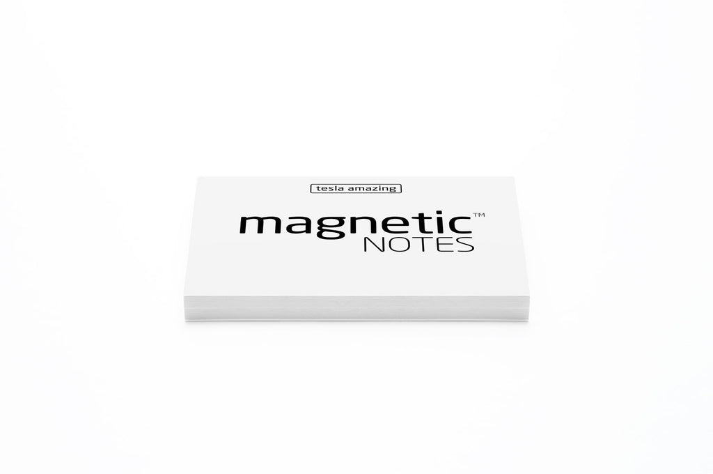Magnetic Notes / Size-S / White