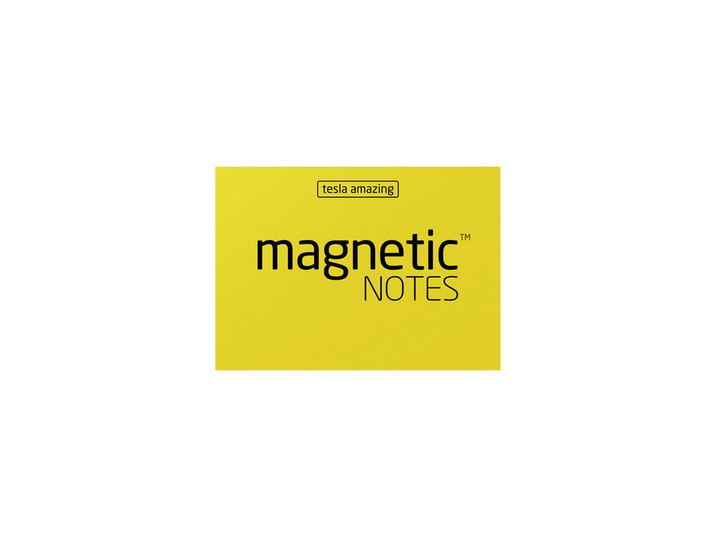 Magnetic Notes / Size-S / Yellow