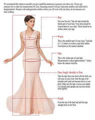 Peach prom dresses empire waist Maternity bridesmaid dresses