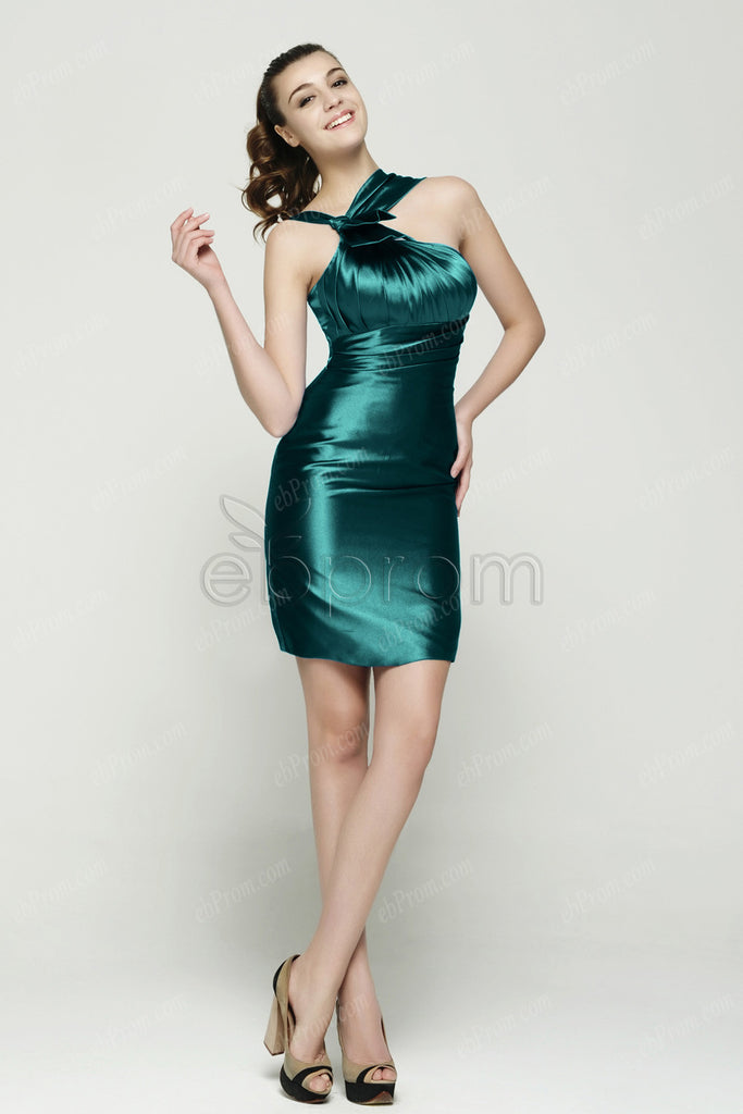Dark green cocktail dresses – ebProm