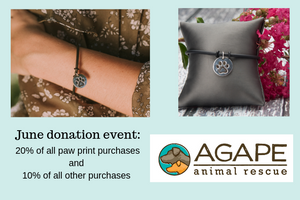 Agape Animal Rescue Donation events