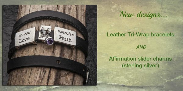 New Leather & Sterling