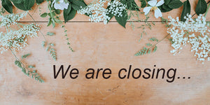 We are closing...