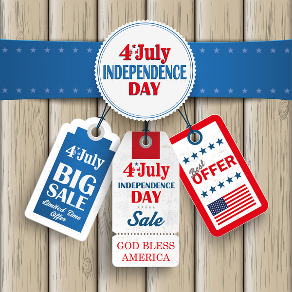 July 4th Celebration, Save 20%