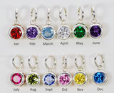 Sterling Silver Birthstones