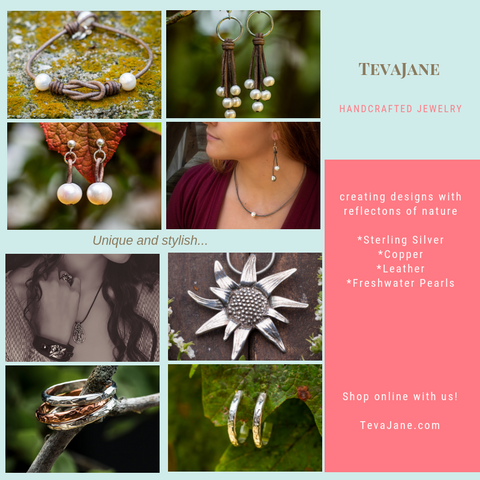 Nature Inspired Sterling Silver Jewelry | Made in USA