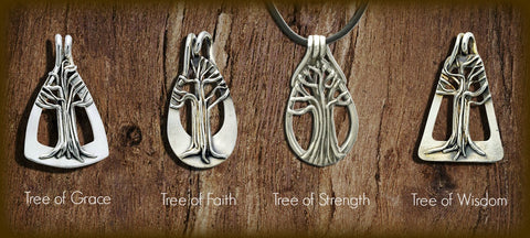 Sterling-Silver-Tree-Pendants