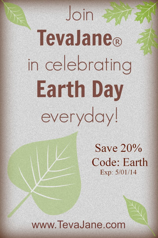 Earth Day Silver Jewelry Discount | Earth Day Sale
