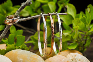 Bangles and Rings Stacking