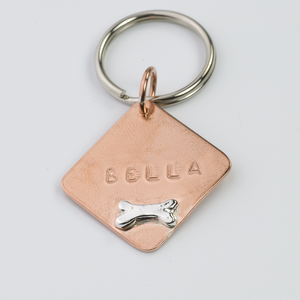 BELLA PET ID TAG - TevaJane