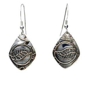 NATURE'S DRAWING EARRINGS - TevaJane