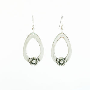 New Dangle Earrings Sterling Silver