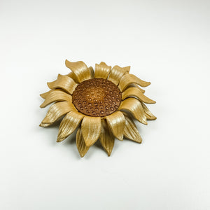 SUNFLOWER HAIR CLIPS - TevaJane