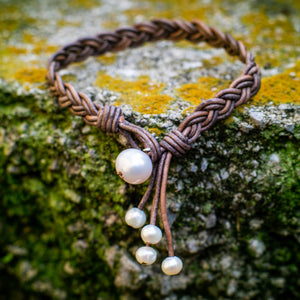 BRAIDED BEAUTY BRACELET - TevaJane