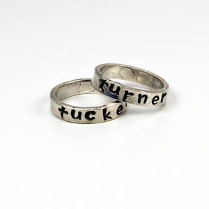 PERSONALIZED RING - TevaJane
