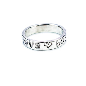 Personalized Ring Band