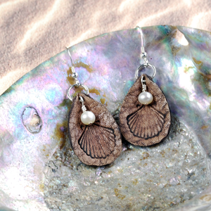 SEASIDE EARRINGS - TevaJane