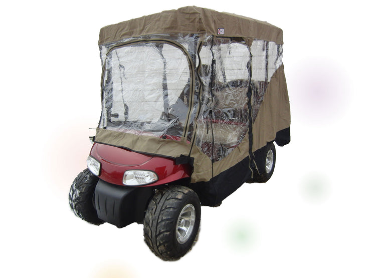 EZ Mag 4-seater extended roof - EZ Mag Golf Cart Covers