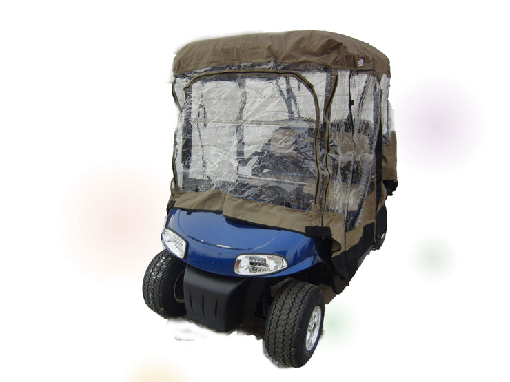 EZ Mag 4-seater short roof - EZ Mag Golf Cart Covers