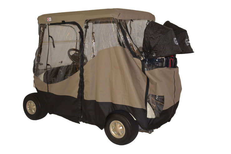 EZ Mag Golf Club Rain Guard - EZ Mag Golf Cart Covers