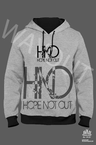 Hope Not-Out Aparteko Hoodie Melange