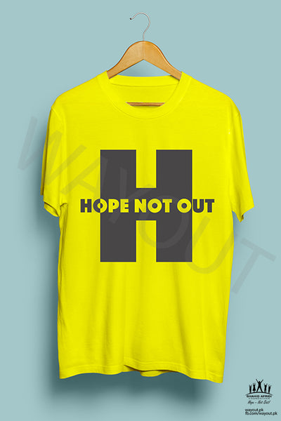 Hope Not-Out Utopia Tee Shirt