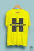 Hope Not-Out Utopia Tee Shirt Yellow