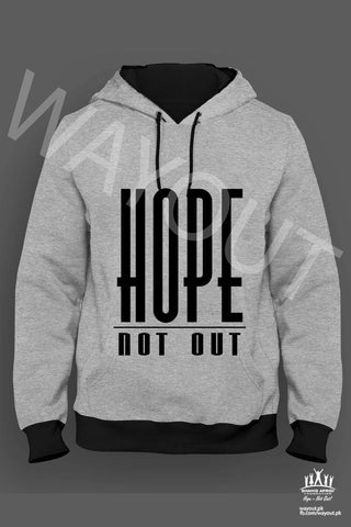 Hope Not-Out Classic Hoodie Melange