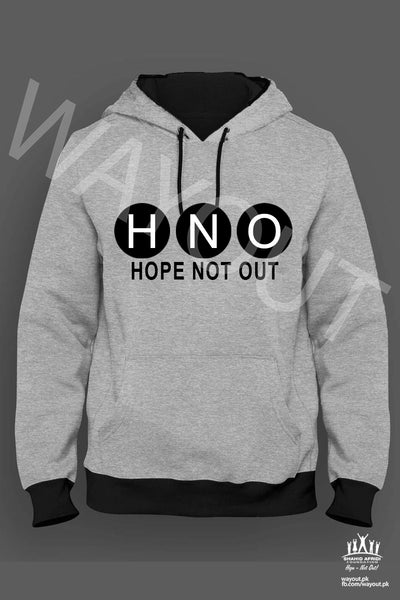 Hope Not-Out Aurora Hoodie Melange