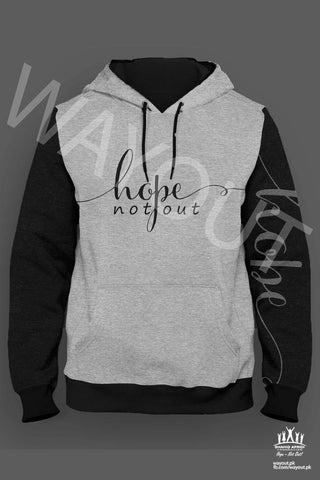 Hope Not-Out Signature Hoodie Melange