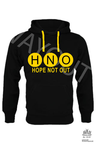 Hope Not-Out Aurora Hoodie Black