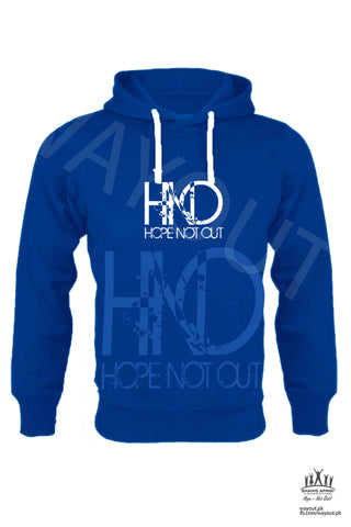 Hope Not-Out Aparteko Hoodie Royal