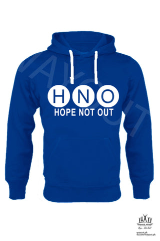 Hope Not-Out Aurora Hoodie Royal