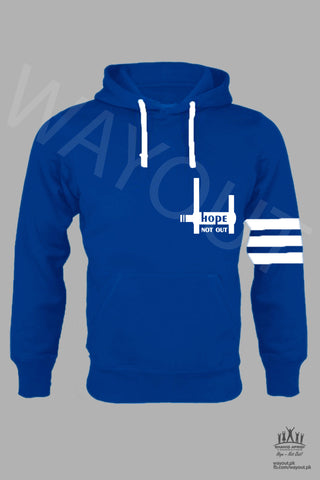 Hope Not-Out Esperanza Hoodie Royal