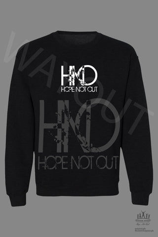 Hope Not-Out Aparteko Sweat Shirt Black