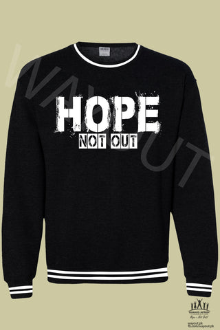 Hope Not-Out Kalopsia Sweat Shirt Black
