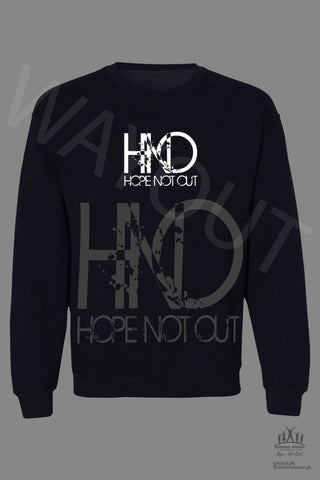 Hope Not-Out Aparteko Sweat Shirt Navy
