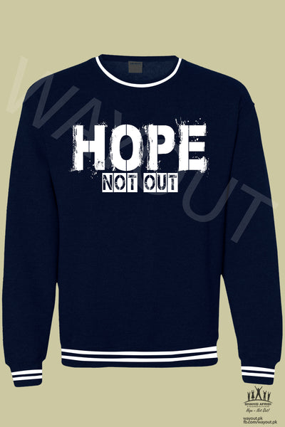 Hope Not-Out Kalopsia Sweat Shirt Navy