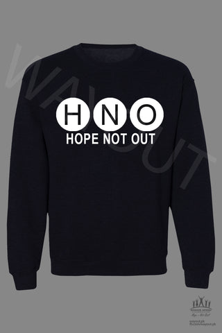 Hope Not-Out Aurora Jumper Gray