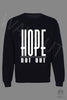 Hope Not-Out Classic Sweat Shirt Navy