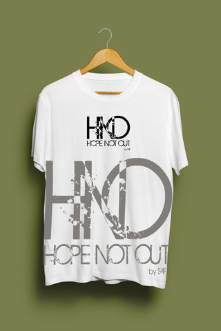 Hope Not-Out Aparteko Tee Shirt White