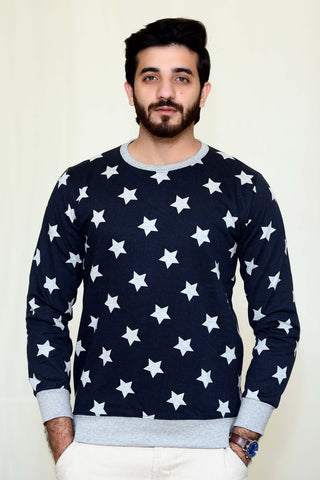 WayOut Twinkle  Fleece Sweat Shirt
