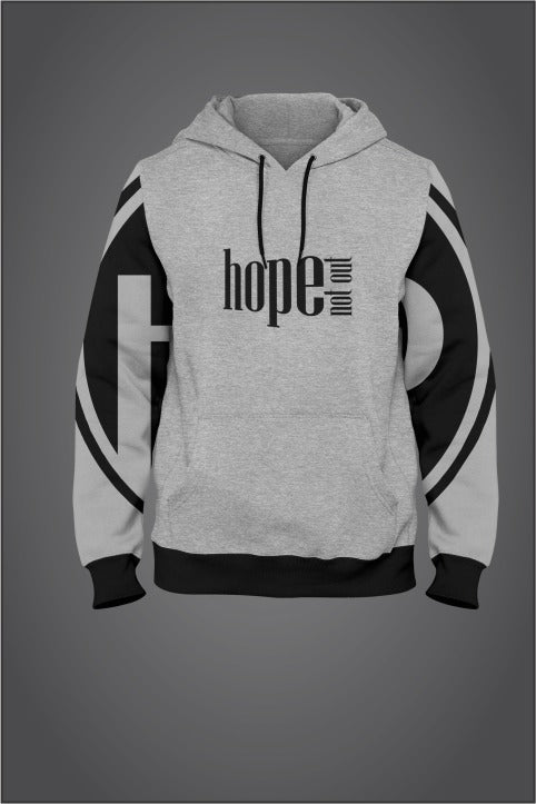 Hope Not-Out Populous Hoodie Melange