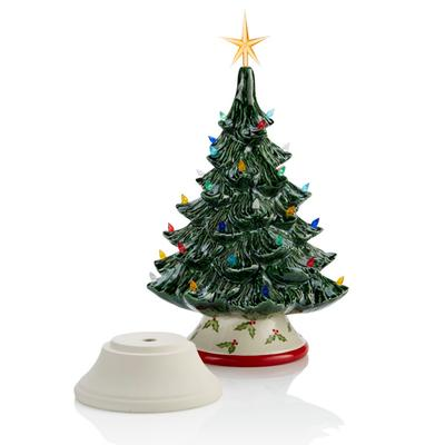 "12"" Christmas Tree - 2pc"