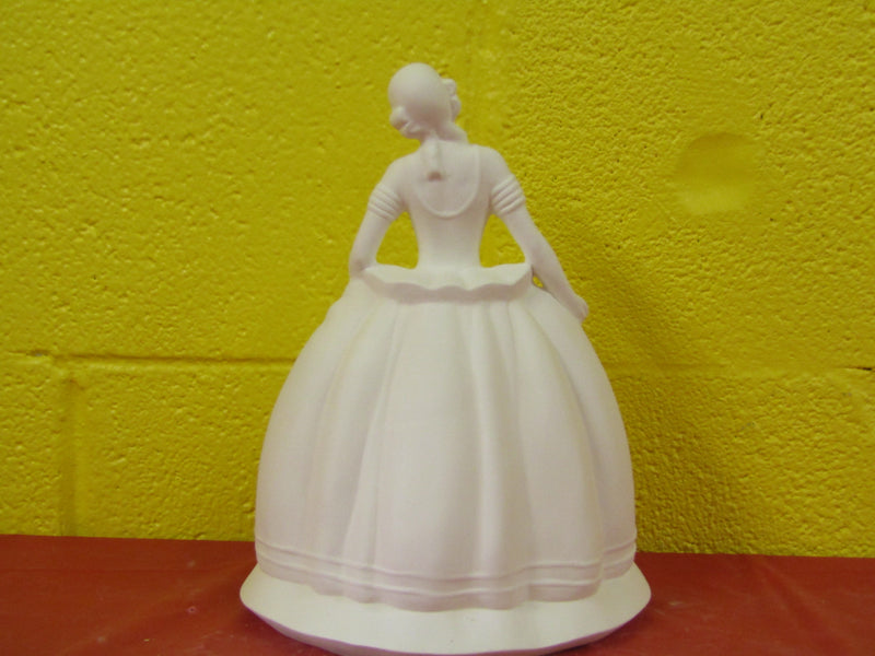 Lady in Ballgown
