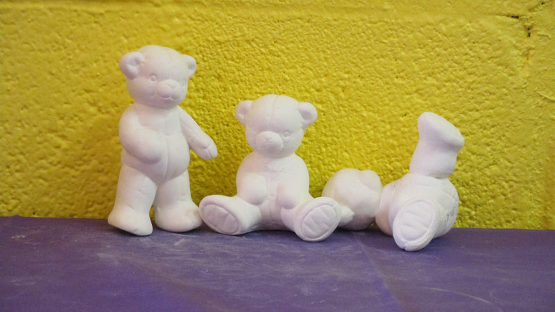 Bear Set - 3pc