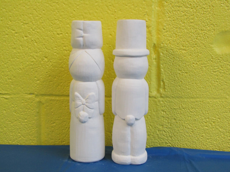 Mr and Mrs Rabbit - 2pc