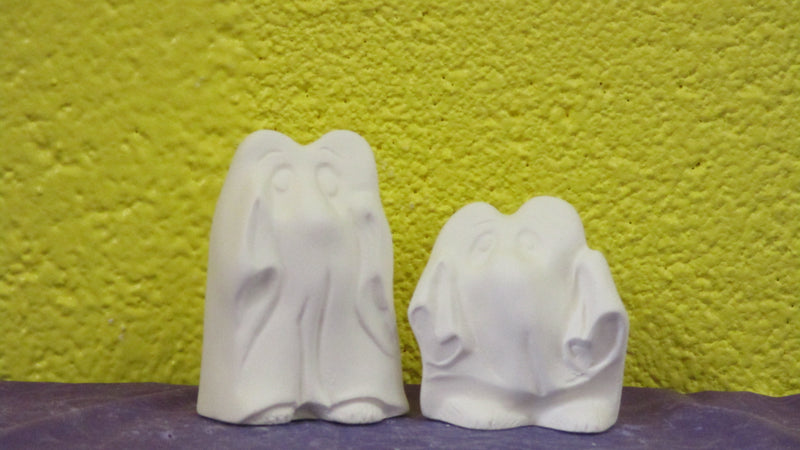 Mouse Ghost Set - 2pc