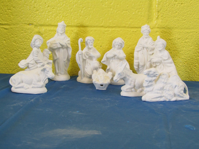 Nativity - 10pc