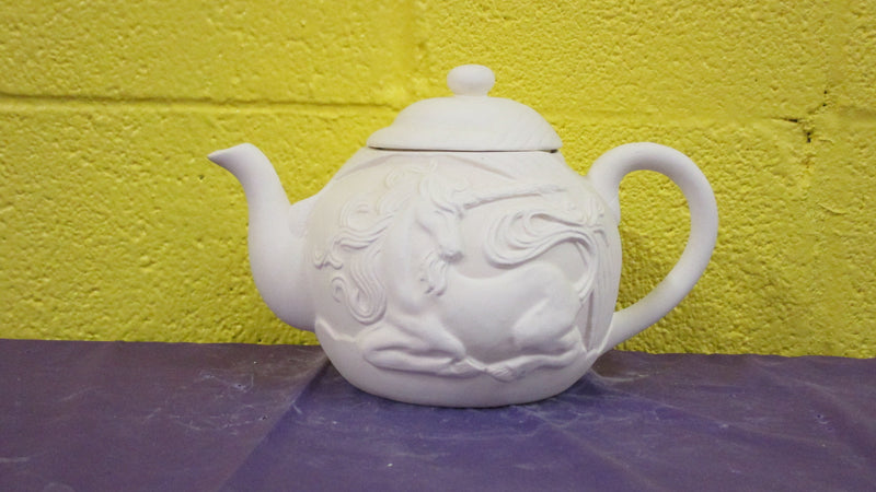 Unicorn Teapot - 2pc